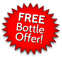 Moringa bottle offer
